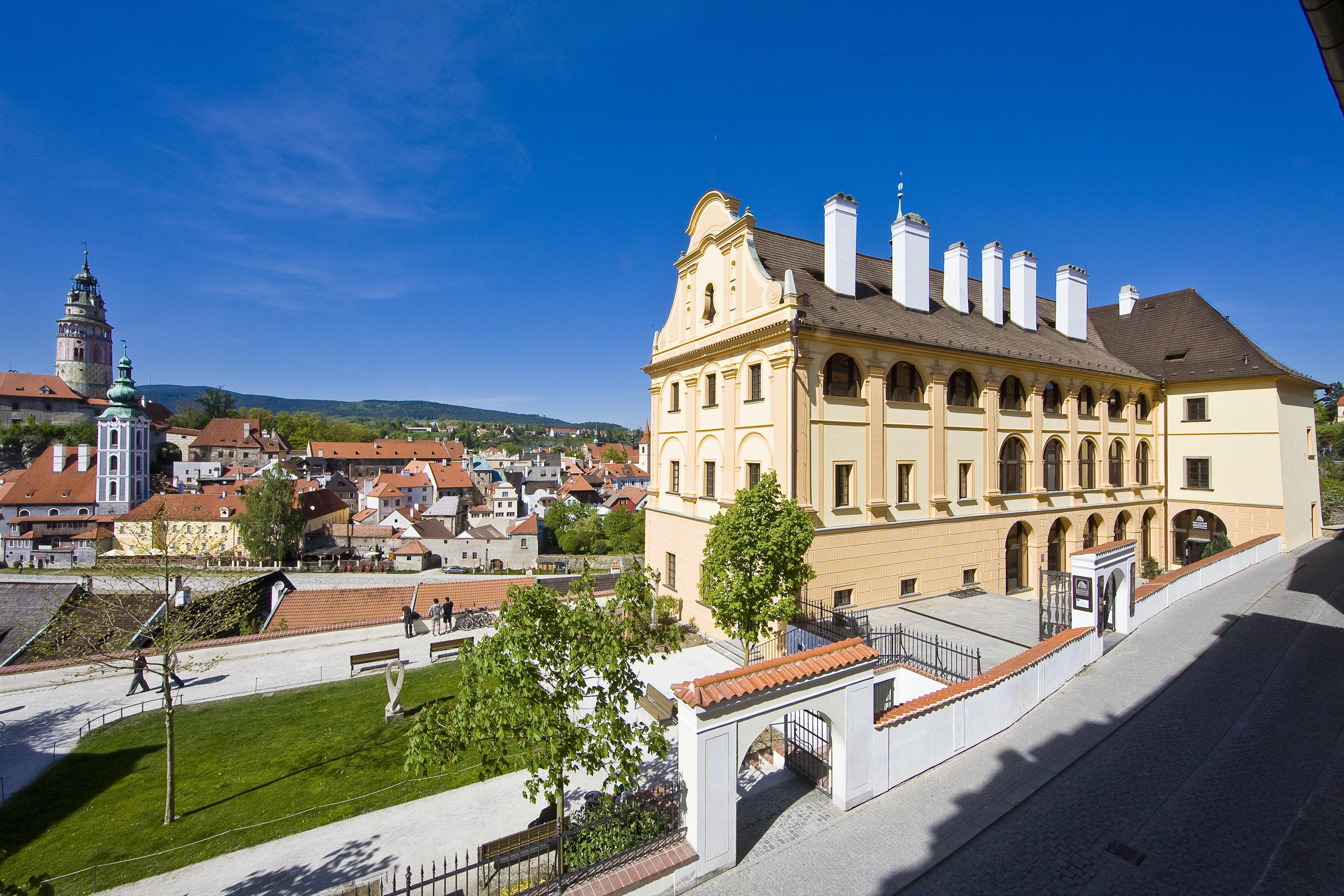 Regionální muzeum v Českém Krumlov
